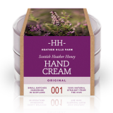 100% Natural Scottish Heather Honey Hand Cream - Original