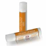 100% Natural Scottish Heather Honey Lip Balm - Mandarin Orange