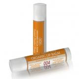 100% Natural Scottish Heather Honey Lip Balm - Mandarin Orange