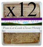 Case of 12 Clover Cut Comb