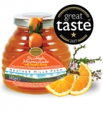 Case of 8 x Scottish Marmalade with Heather Honey (340g)