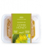 Case of 8 x Raw Bulgarian Lime Comb Honey (180g)
