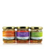 Connoisseur Honey Gift Selection  (3x113g)