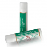 100% Natural Scottish Heather Honey Lip Balm - Peppermint