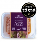 Raw Scottish Heather Comb Honey (200g)