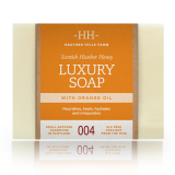 Scottish Heather Honey & Sweet Orange Soap