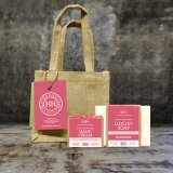Scottish Heather Honey Skincare Gift Set - Rose Geranium